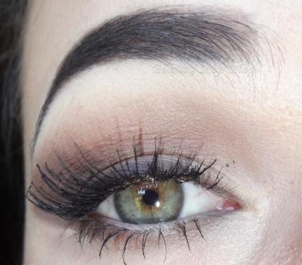 tutorial maquiagem neutra opaca dia a dia makeup kylie jenner beauty stop blog bruna reis olho