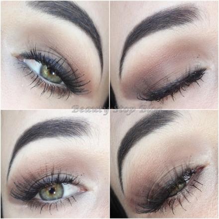 tutorial maquiagem neutra opaca dia a dia makeup kylie jenner beauty stop blog bruna reis olhos